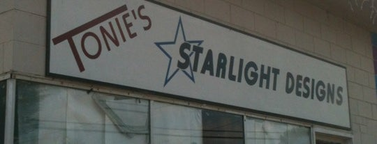 Tonie's Starlight Designs is one of Mocksville.