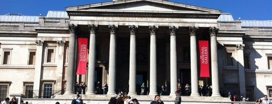 National Gallery is one of Musei.