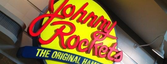 Johnny Rockets is one of Vegan dining in Las Vegas.