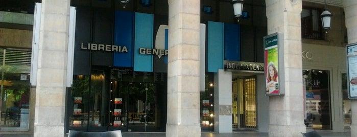 Librería General is one of HOSTAL TORRE MONTESANTO.