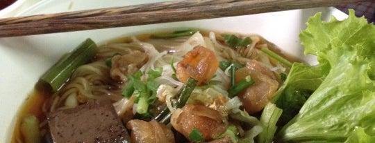 ก๋วยเตี๋ยวหมูตุ๋นลำไย (เวียงยอง) is one of Favorite Food.
