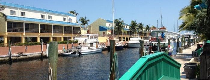 Sharkey's Pub & Galley Restaurant is one of The Florida Keys.