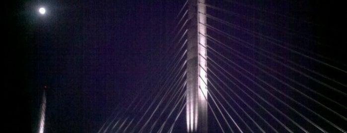 Penobscot Narrows Bridge is one of Maine!.