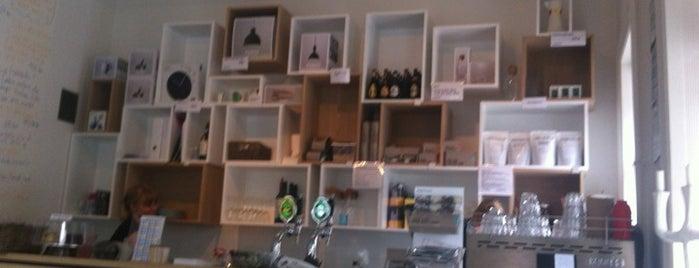 Designcafeen is one of Copenhagen.
