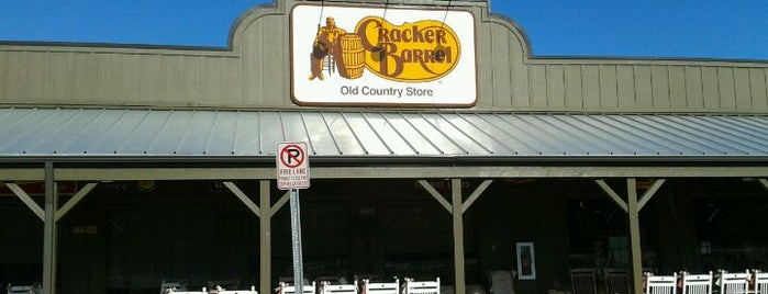 Cracker Barrel Old Country Store is one of The 15 Best Places with Good Service in Chesapeake.