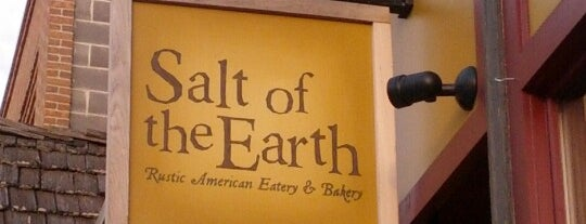 Salt of the Earth is one of Favorite Places to Eat in West MI.