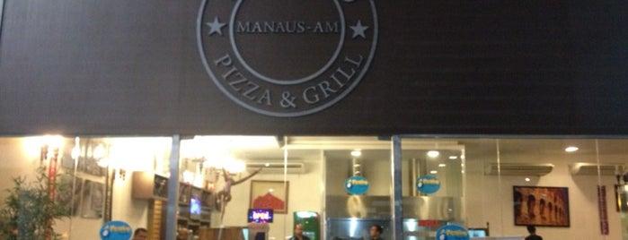 Mercato Pizza & Gril (Super Mercatto) is one of Meus locais.
