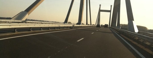 Prince Willem-Alexander Bridge is one of Bridges in the Netherlands.