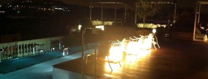 Hotel Ohla is one of Terrazas de Hotel BCN // BCN Hotel Terraces.