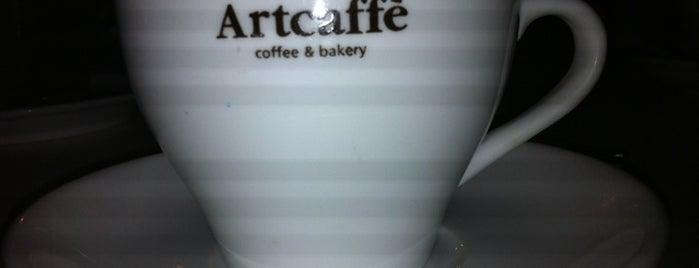 Artcaffe is one of my spots.