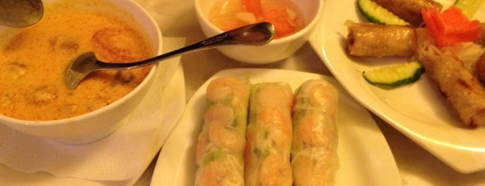 Remember Vietnamese Food is one of Thai Vietnamesich und Japanisch.