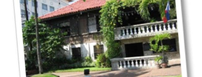 Casa Gorordo is one of Certified Cebu.