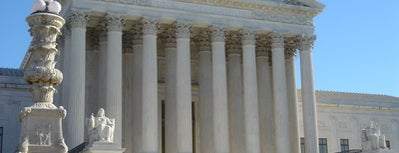 Supreme Court of the United States is one of Explore: Capitol Hill.