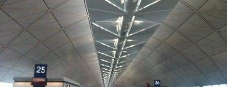 Hong Kong International Airport (HKG) is one of World Airports.