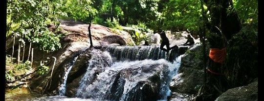 Kao Chun Waterfall is one of My TripS :).