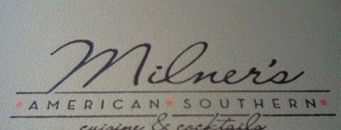 Milner's American Southern is one of Must-visit Food in Winston-Salem.