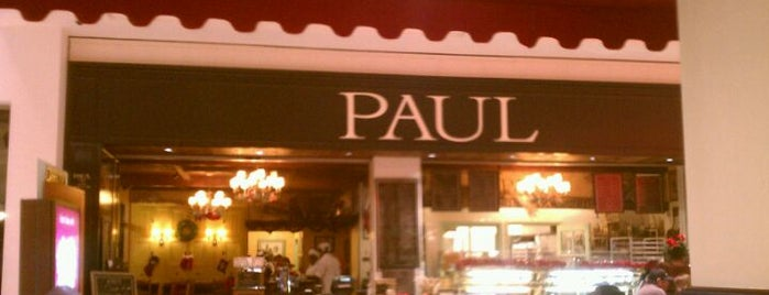Paul's French Bakery is one of Favorite Food.