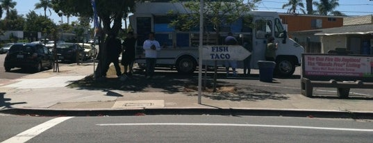 Kiko's Fish Taco Truck is one of San Diego: Taco Shops & Mexican Food.