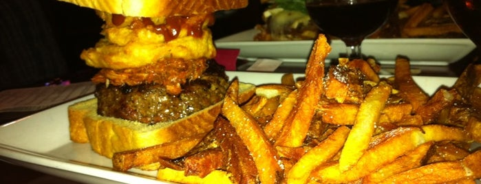 The Bad Apple is one of Chicago's Best Burgers - 2012.