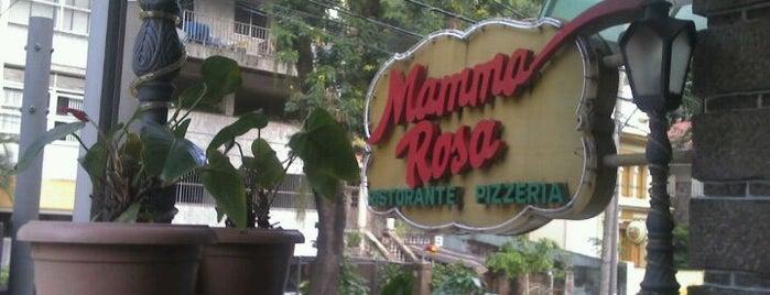 Mamma Rosa Ristorante is one of RIO - Quero ir.
