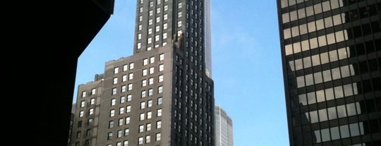 Carbide & Carbon Building is one of Two days in Chicago, IL.