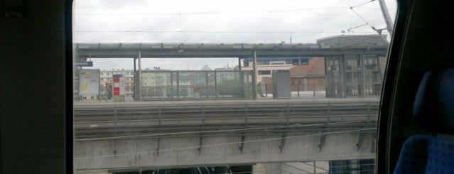 S Nürnberg-Steinbühl is one of Nürnberg, Deutschland (Nuremberg, Germany).