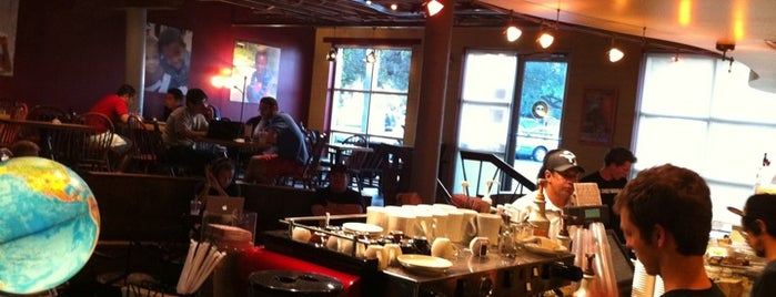 Dominican Joe Coffee Shop is one of Austin's Best Coffee - 2012.