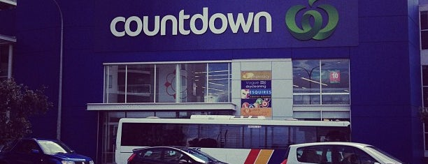 Countdown is one of NZ to go.