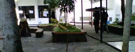 Universitas Muhammadiyah Malang is one of UMM kampus 2.