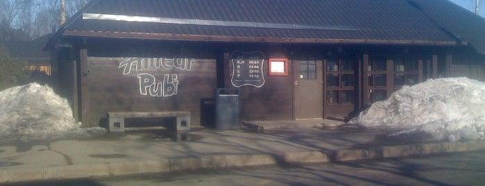 Alfredi Pubi is one of The Barman's bars in Tallinn.