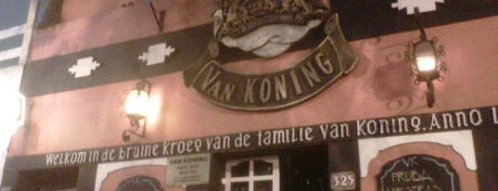 Van Koning is one of Get Drunk or Die Tryin'.