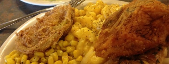 Rooster's Country Buffet is one of 20 favorite restaurants.