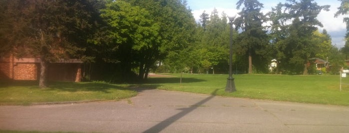 Hiawatha Playfield is one of Seattle's 400+ Parks [Part 1].