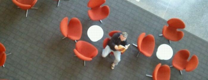 IUPUI:  Campus Center (CE) is one of Exploring Indy #4sqCities #VisitUS.