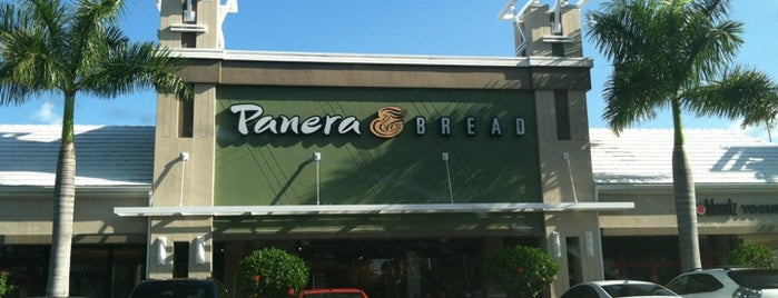 Panera Bread is one of U.S.A. - Places to eat soon.