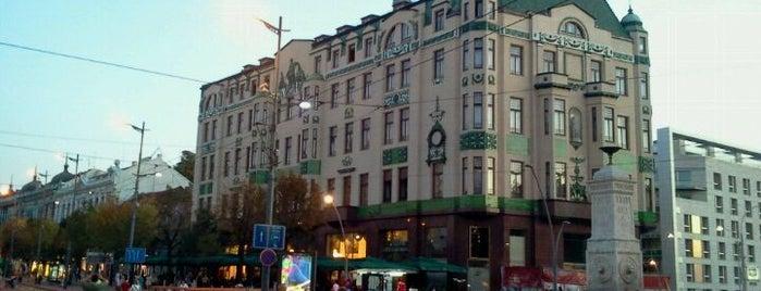 Moskva **** is one of Belgrade.