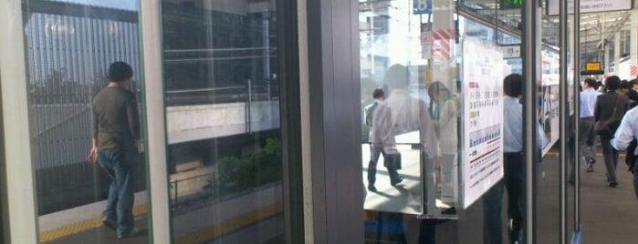 武蔵小杉駅 is one of 武蔵小杉再開発地区.