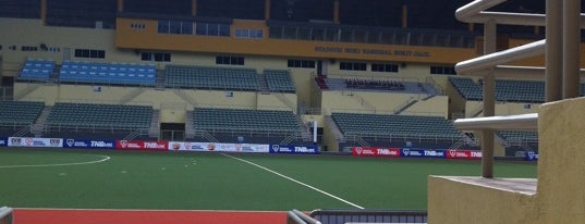 Stadium at Bukit Jalil