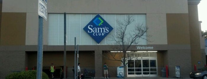 Sam's Club is one of Gary's List.