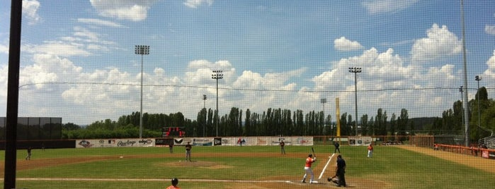 Narrabundah Ballpark is one of Triple Play Badge in Australia.