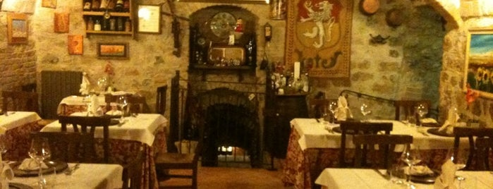 Perucà Ristorante is one of Tuscany.