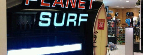 Planet Surf is one of Trans Studio Mall Makassar.