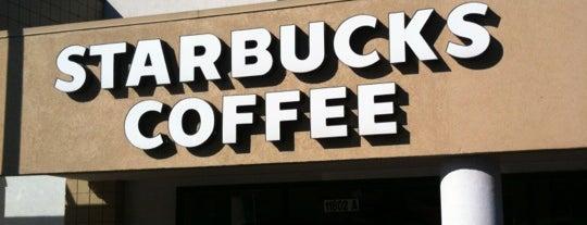 Starbucks is one of Agent Reboot Washington DC.