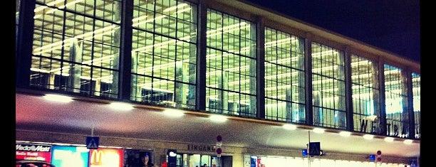 Vienna West Station is one of Vna.