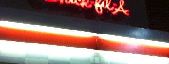 Chick-fil-A - Temporarily Closed is one of Fave Eats.