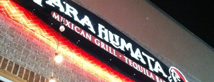Tarahumata - Mexican Grill & Tequila Bar is one of North Ga chill spots.
