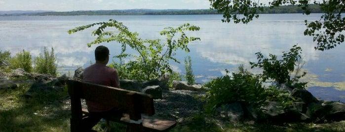 Onondaga Lake Park is one of Syracuse.
