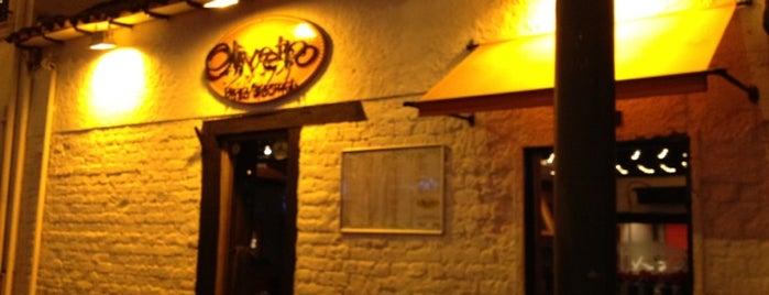 Olivetto is one of Restaurantes Comida Italiana Bogota, Colombia.