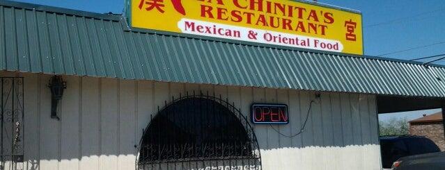 La Chinitas is one of ?8.
