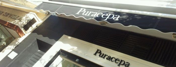 Puracepa is one of Tapeo.